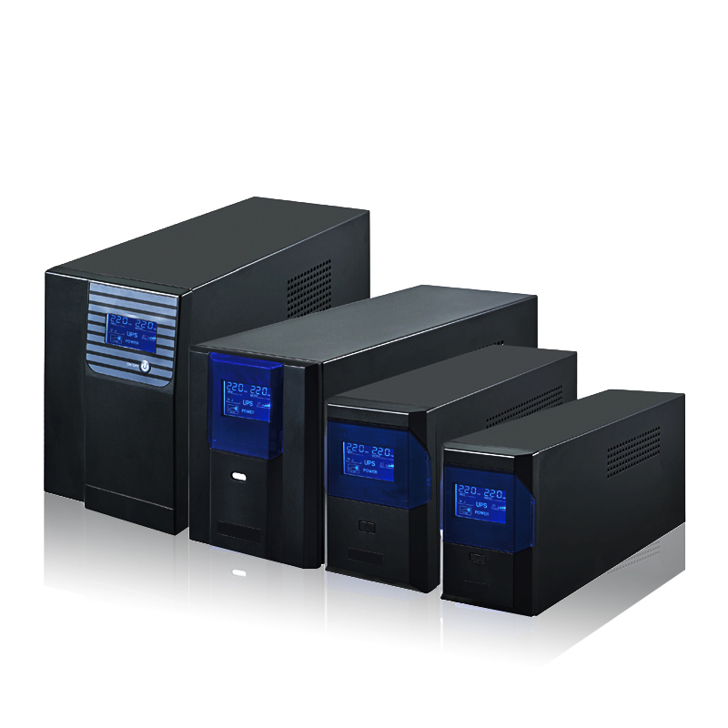 Line interactive UPS S series with LCD display for personal computers