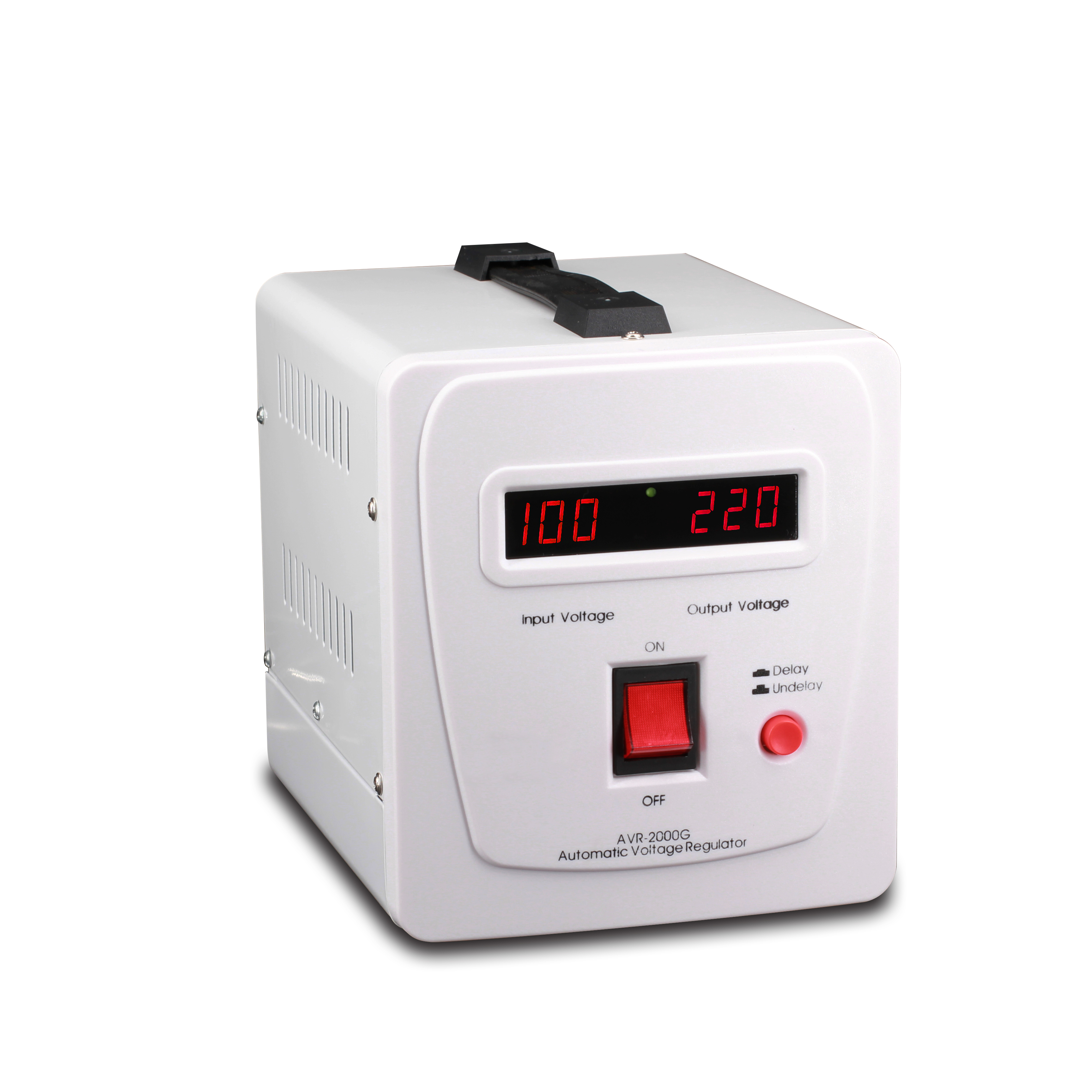 AVS Series Relay type Automatic voltage Stabilizer