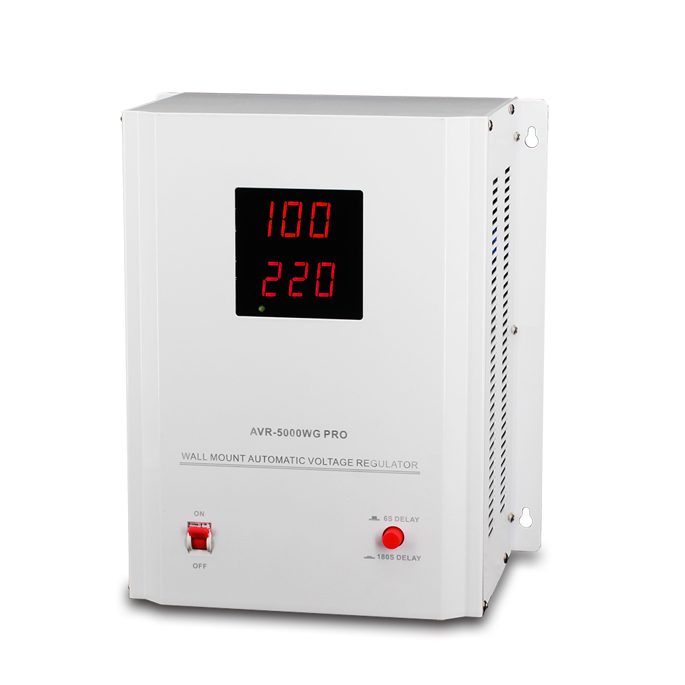 Brand New Wall mount relay type Automatic voltage Stabilizer AVS-P series